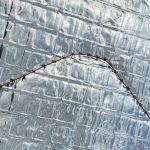 Flexible Gebäudeisolieung ISUM MF14 - Innendämmung - Nähte